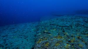 与那国島の海底遺跡