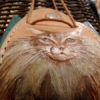 アトリエNOAHの明美さんが彫ったレザー