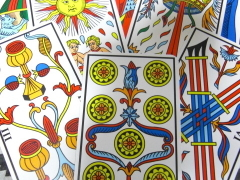 マルセイユ版タロットカード